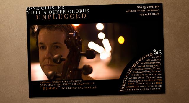 Cello Concert Handout