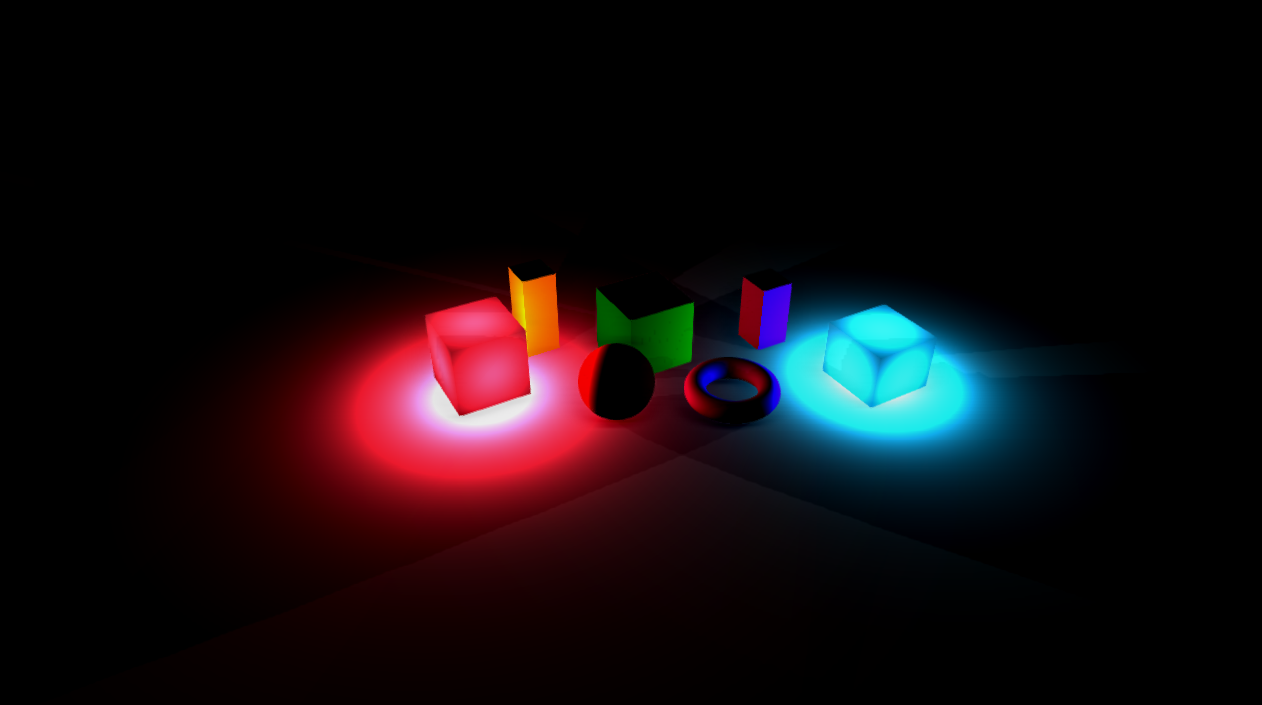 Deferred Renderer WIP